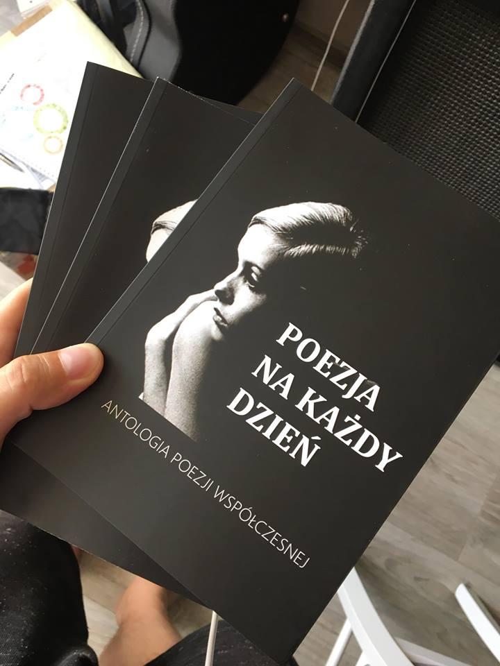 Poezja Na Każdy Dzień Damian Dawid Nowak